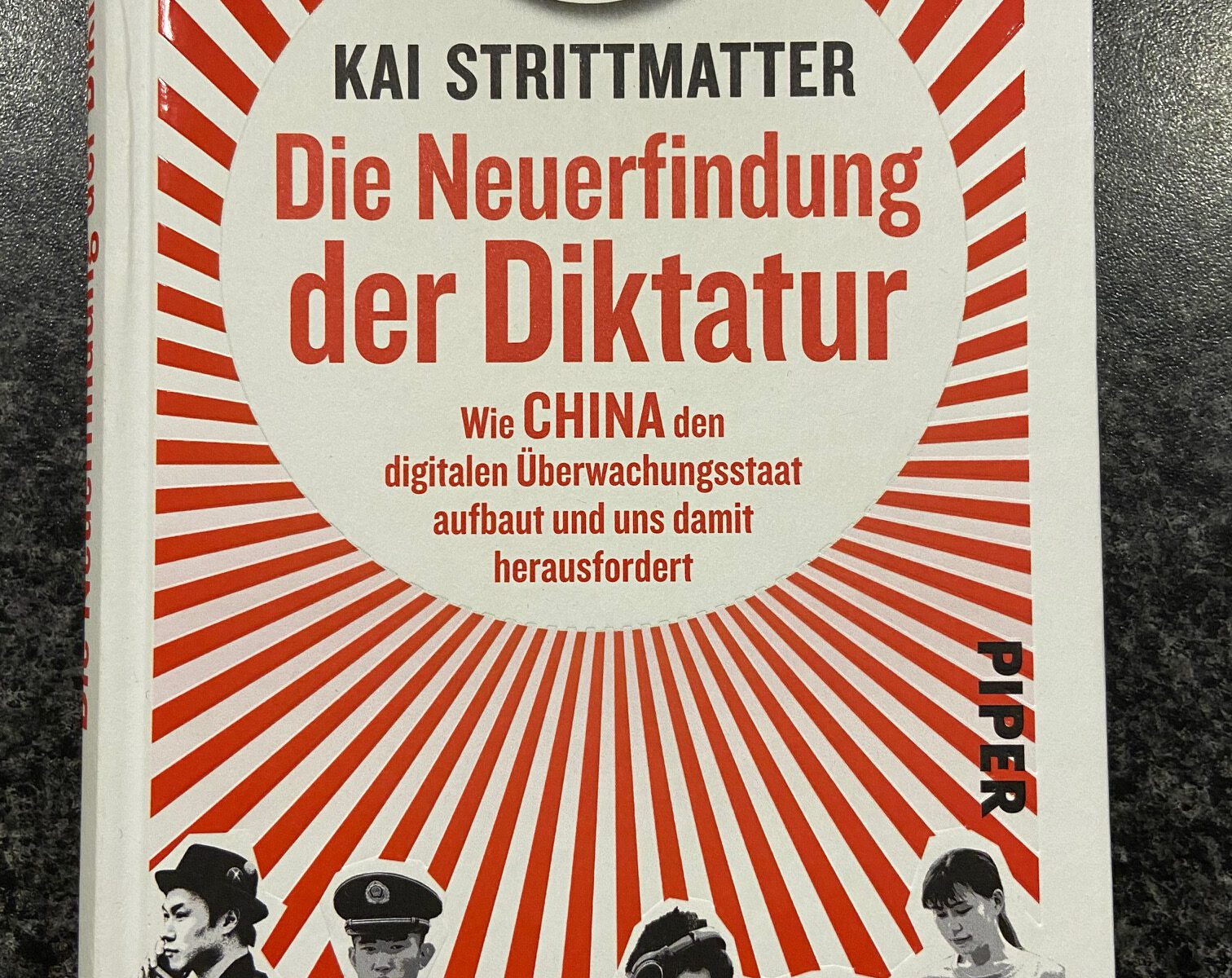 Buchtipp Pluralisten China Diktatur Offene Gesellschaft Europa